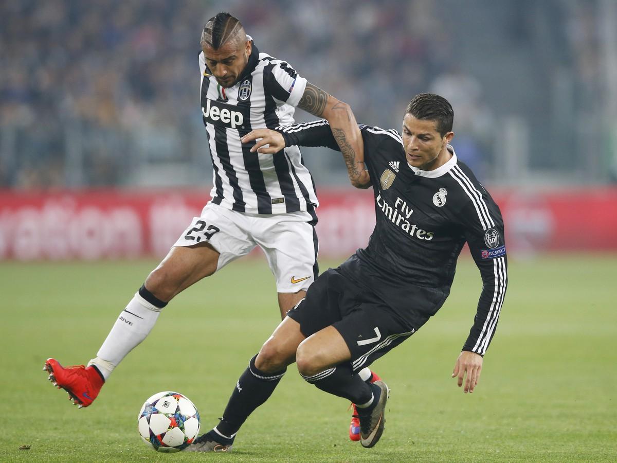 VIDEO Ronaldov gól Realu nestačil: Juventus v prvom semifinále zdolal obhajcu trofeje