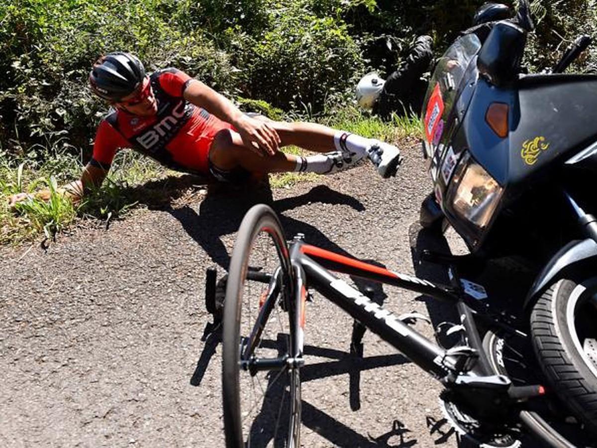 VIDEO Na Tour porazil Sagana, teraz zúri: Mohol vyhrať klasiku, no zostrelila ho motorka
