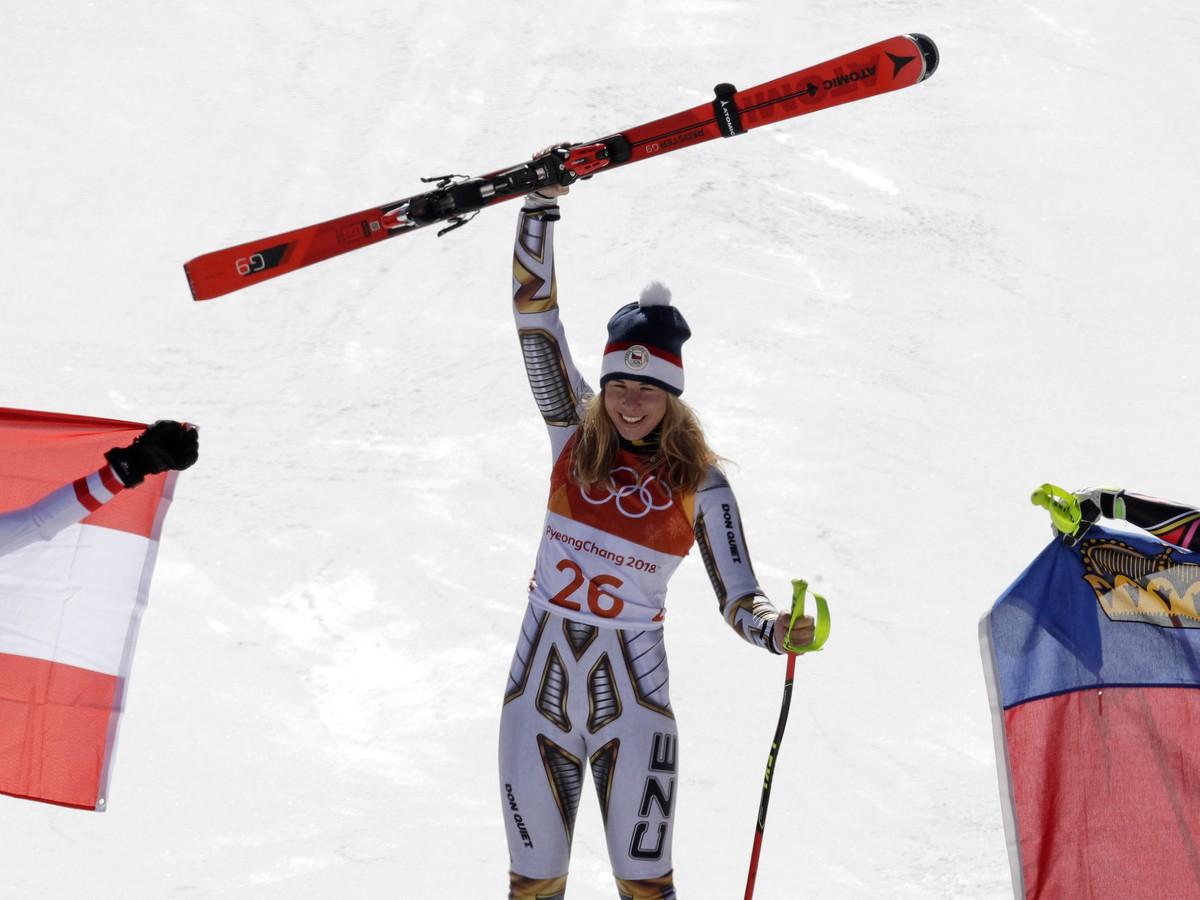 4657d24b9 Veľký olympijský príbeh: To fakt? Neuveríte, po kom zdedila Ledecká ...