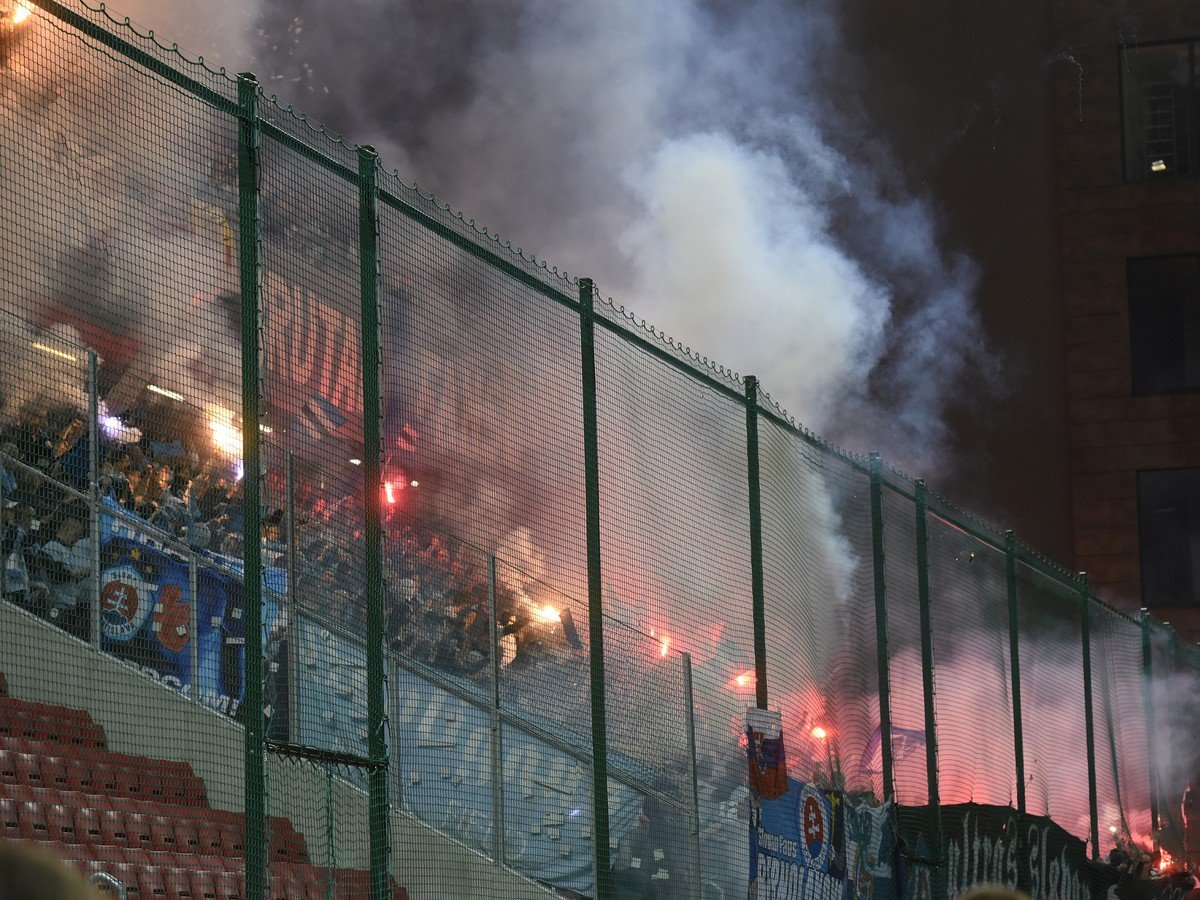 FOTO V Trnave vypuklo peklo: Mesto sa premenilo na bojisko