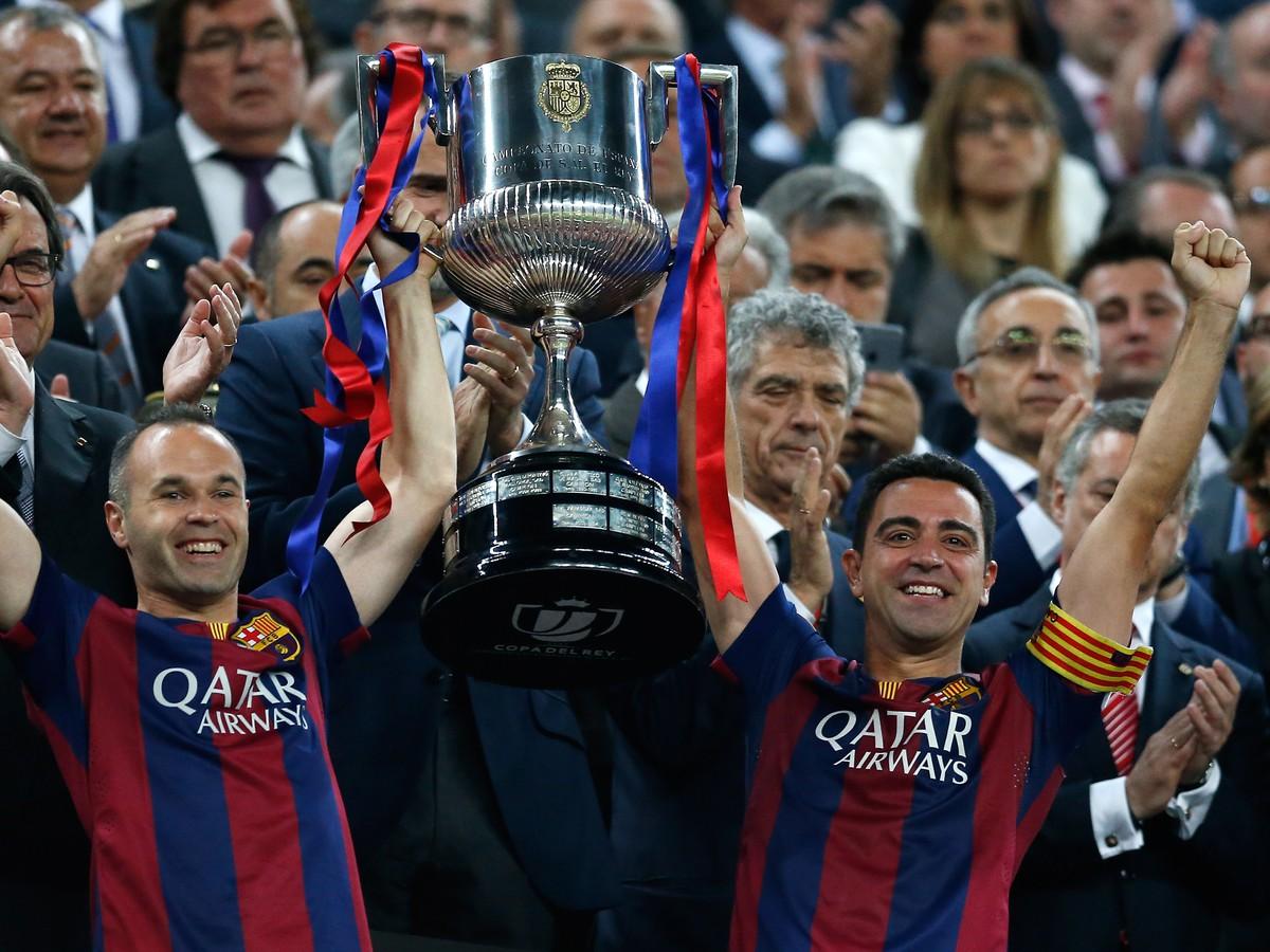 VIDEO Barcelona získala španielske double: Vo finále Kráľovského pohára zdolala Bilbao