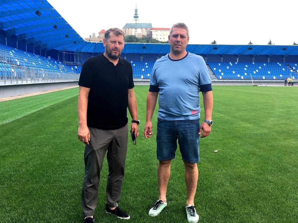 212bc2518395c FC Nitra s ďalšími realizačnými zmenami: Chceme sa pričiniť o to ...