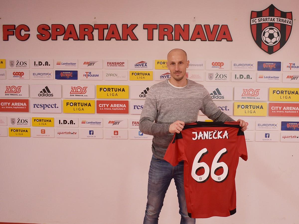f5d236db50 Janečka po poslednom odchode z Trnavy už neveril  Futbalový život je ...
