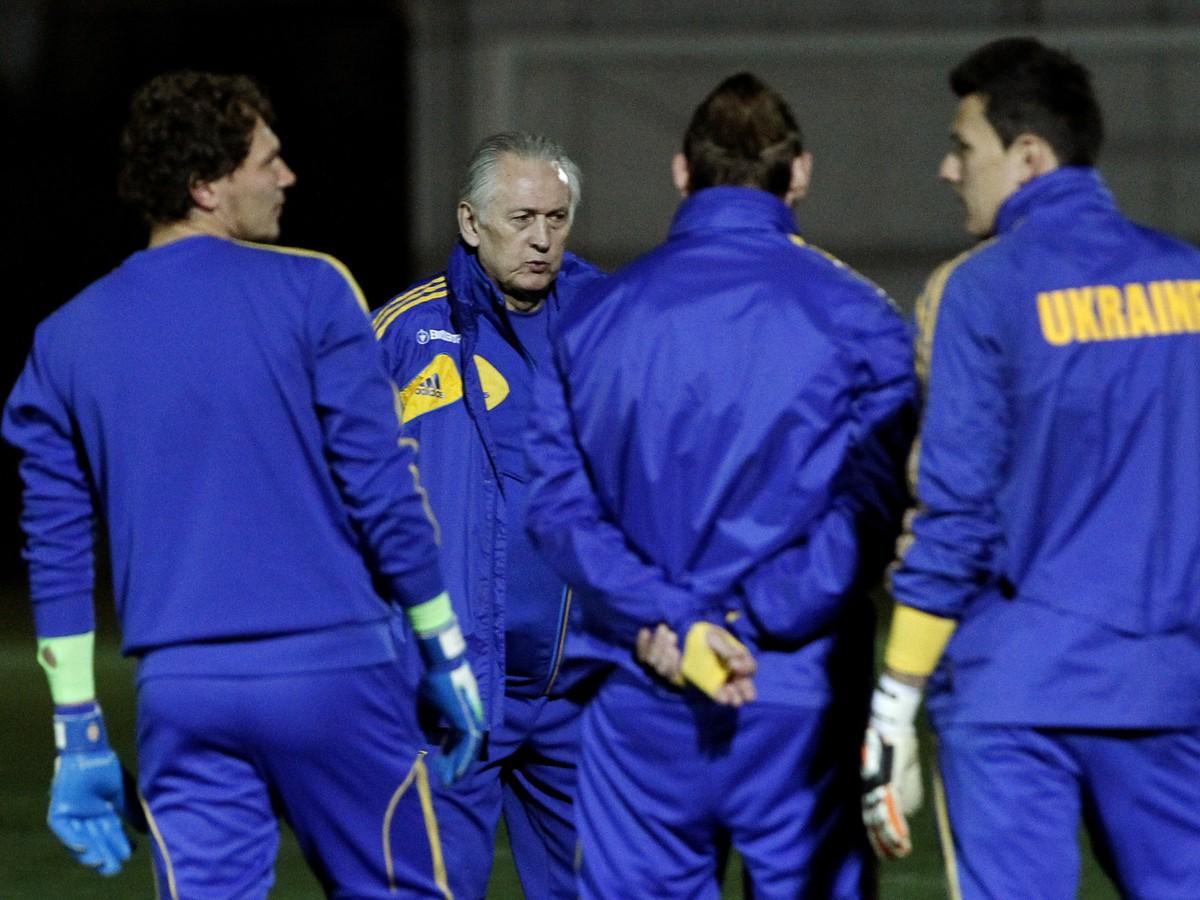 73597503eac8f Prvý súper Kozákovho tímu v boji o EURO: Toto je výber Ukrajiny na ...