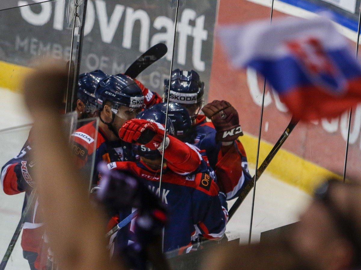 44ee41e1c15e0 Pohľad na rebríček IIHF na zaplakanie: Toto je obraz slovenského ...