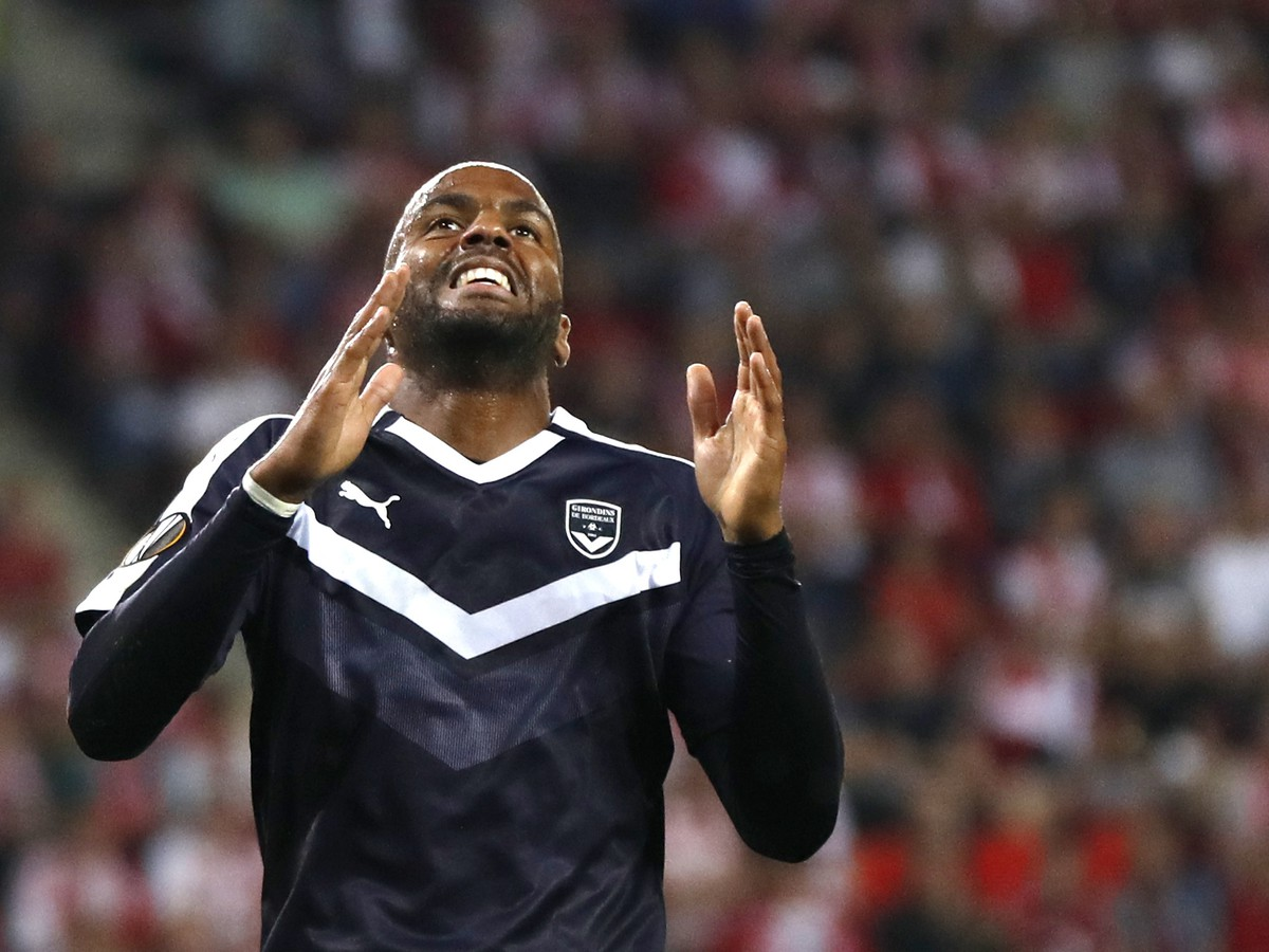 Jimmy Briand z Girondins Bordeaux