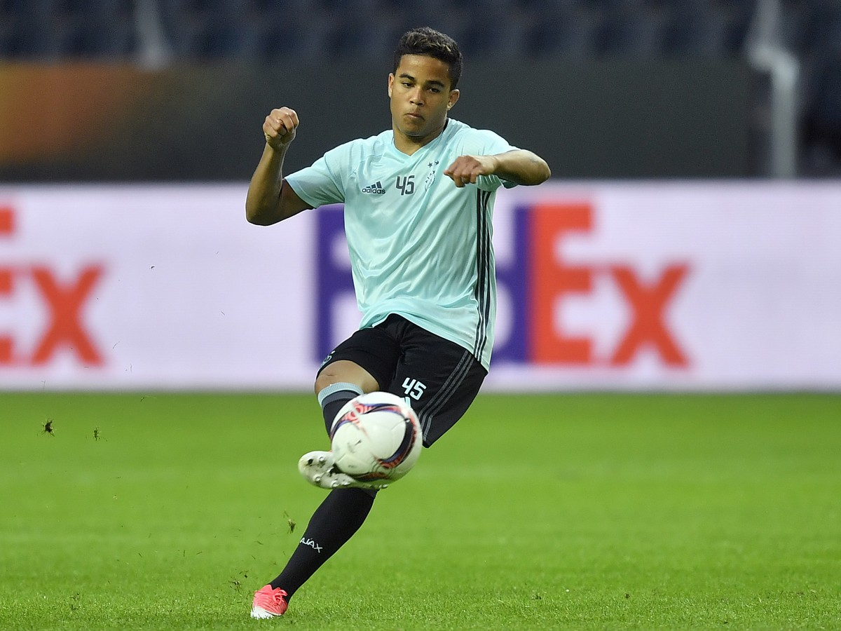 Justin Kluivert