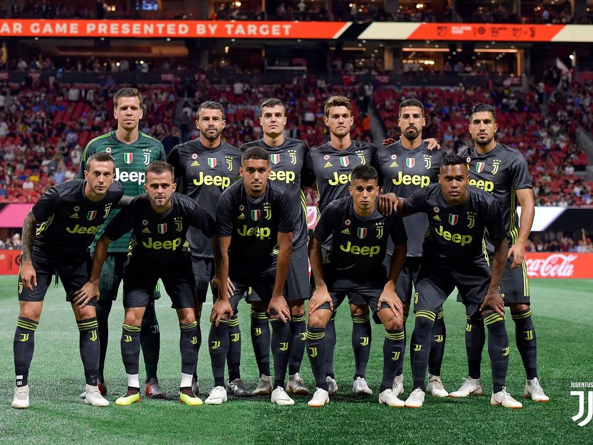 0c9f8f4b4da5 VIDEO Juventus vyzval v súboji výber najlepších hráčov MLS  Bol to ...