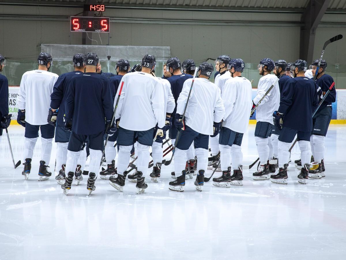 Hokejisti HC Slovan Bratislava odštartovali prípravu na novú sezónu 46951773d13