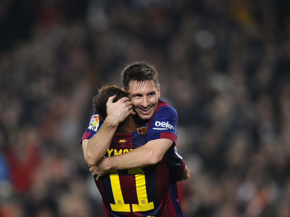 VIDEO Hody v Španielsku: Ronaldo dvojgólový, Messi hetrikom zničil Sevillu