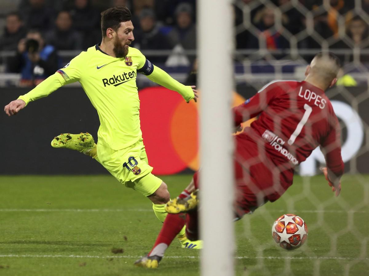 e82e410ce11ef VIDEO Barcelona v Lyone nenašla recept na gól: O všetkom sa rozhodne ...