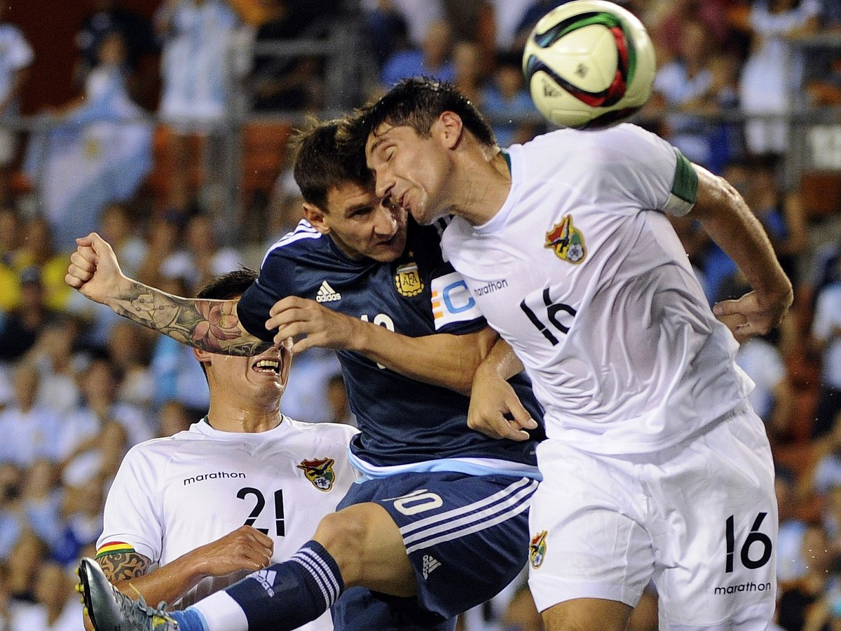 VIDEO Futbalové divadlo Argentínčanov: Gólostroj v podaní Messiho, Aguera a Lavezziho