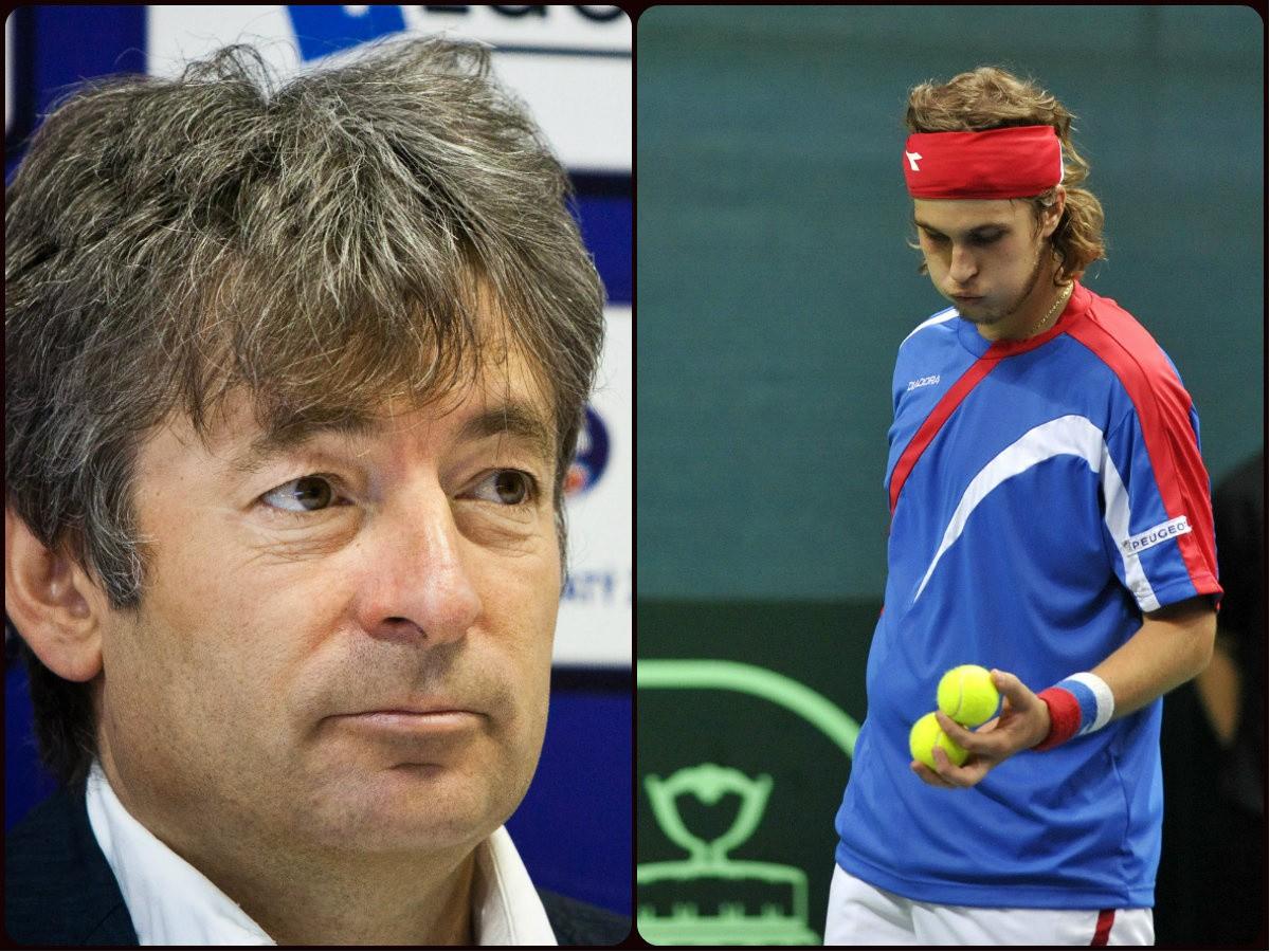 Šéf slovenského tenisu to povedal narovinu: Za Lacka som sa v Amerike hanbil!