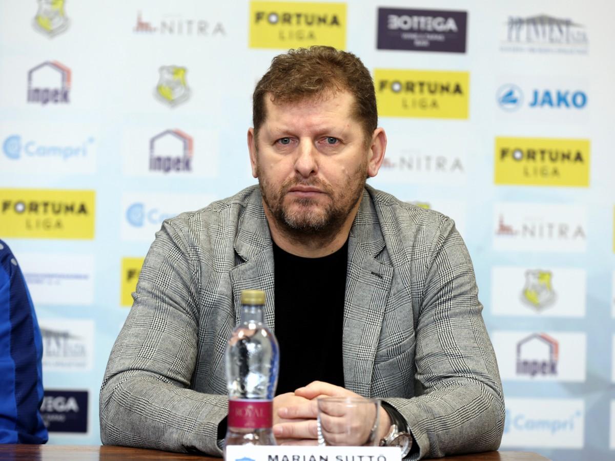 c9ad9809e4d6a FC Nitra ohlásila meno nového trénera: Moja osobná vízia je hrať ...