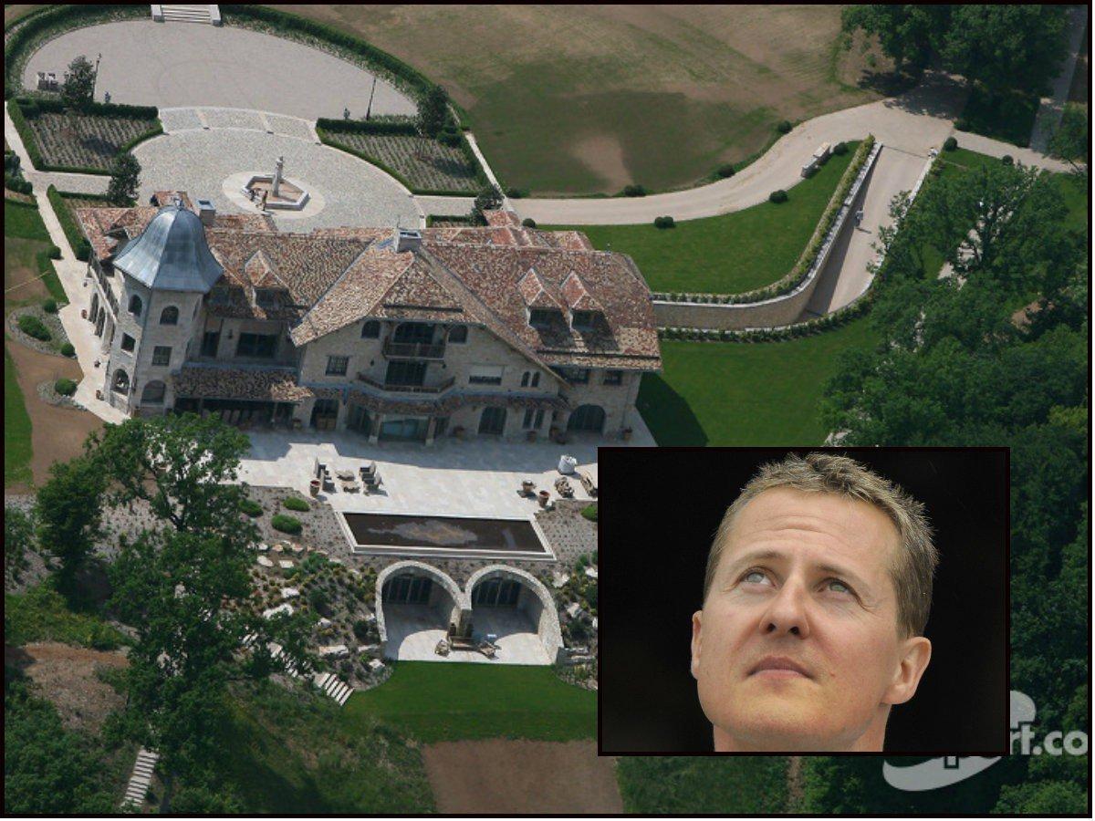5c07943bdbbf2 Michael Schumacher sa lieči v rodinnom dome a stará sa o neho tím 15  zdravotníckych pracovníkov