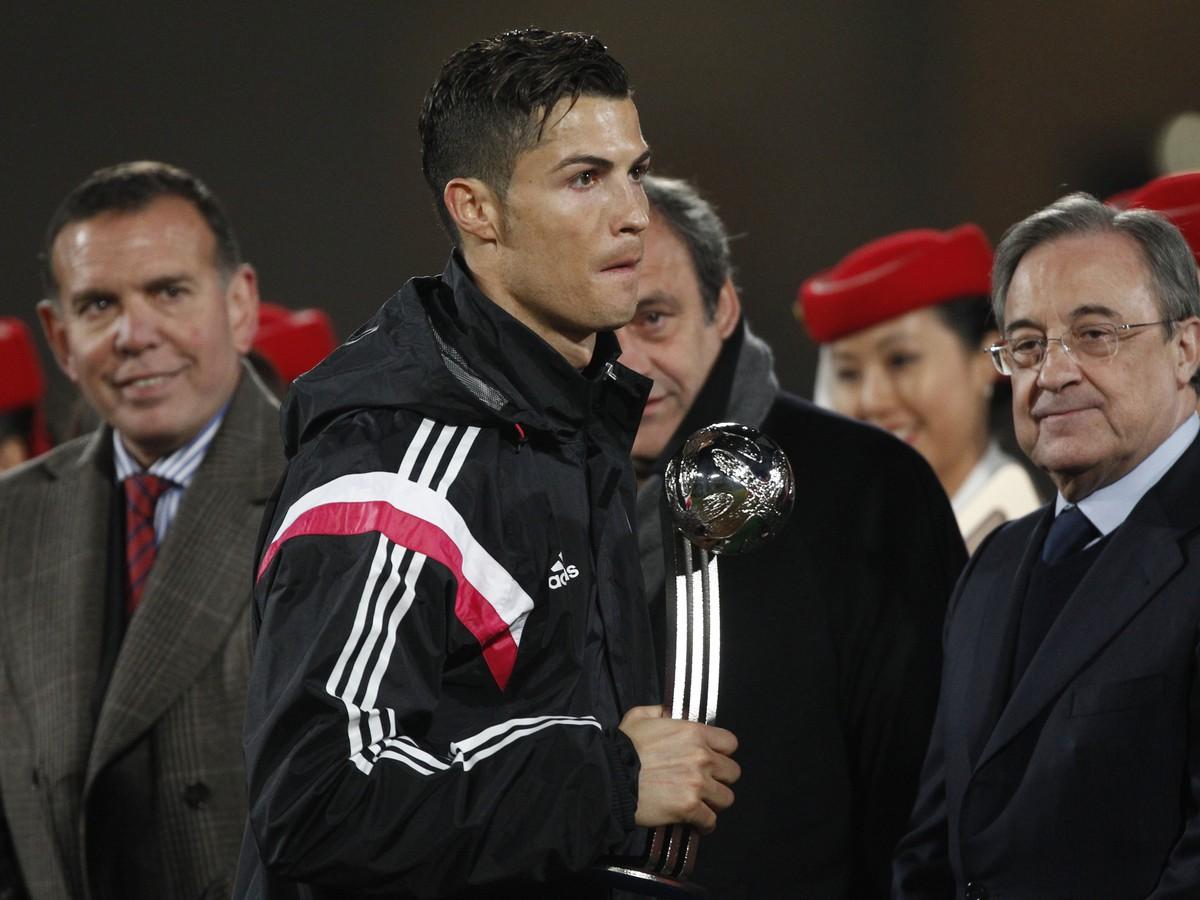 VIDEO Ronaldo na výroky Platiniho nezabudol: Pri preberaní medailí si na ňom zgustol!