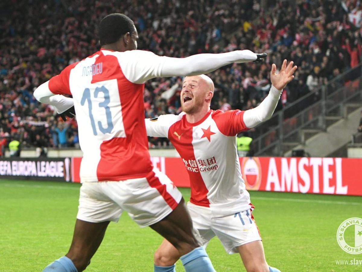 00eba4b70091f VIDEO Český futbal na nohách: Slavia v infarktovom zápase vyradila ...