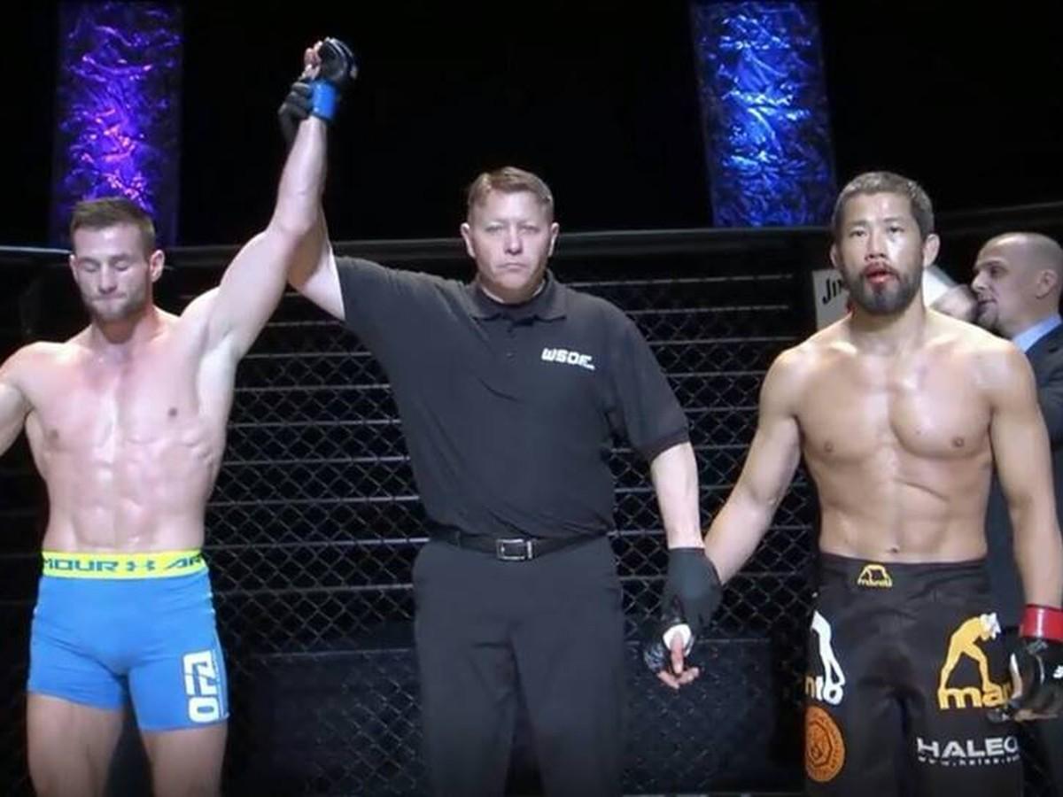 VIDEO Životný úspech slovenského zápasníka: V Japonsku knokautoval miestnu legendu!