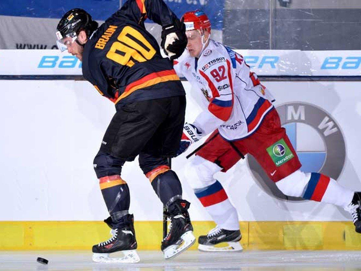 19a5c29a5cf0c Hokejisti Nemecka šokovali Rusko: Zborná sa v odvete nezmohla ani na ...