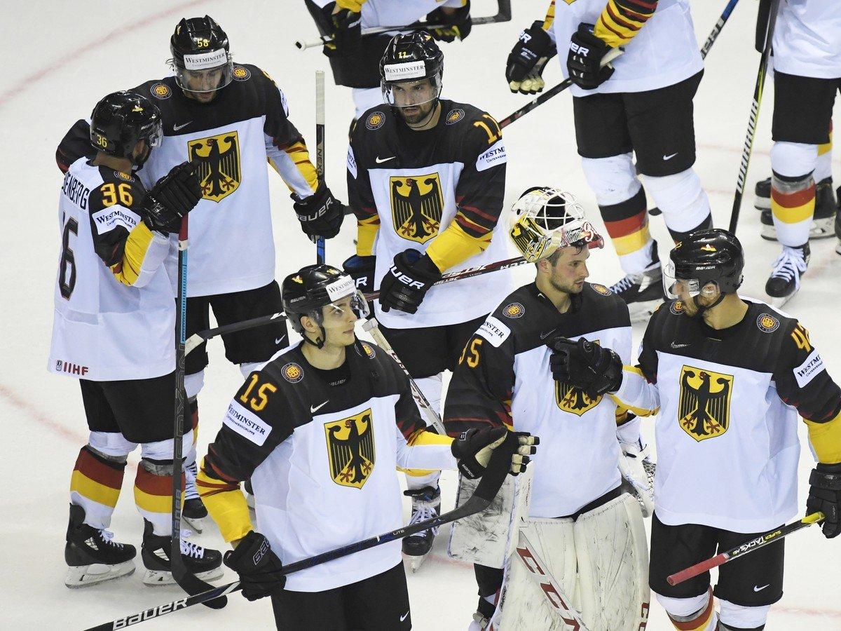 9f21868b7e49f Nemeckí hokejisti sú sklamaní po prehre s USA: Chceli sme to vyhrať ...