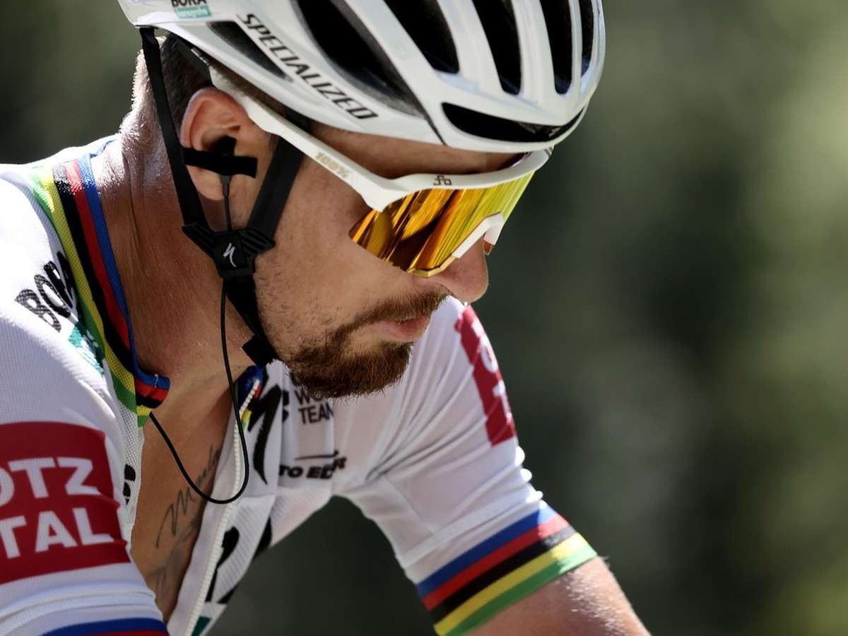 Peter Sagan v 18. etape Tour de France