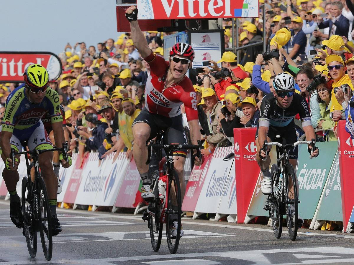 To bola tesnotka: Defekt ho nezastavil, Saganovi v 2. etape ušlo víťazstvo iba o chlp!