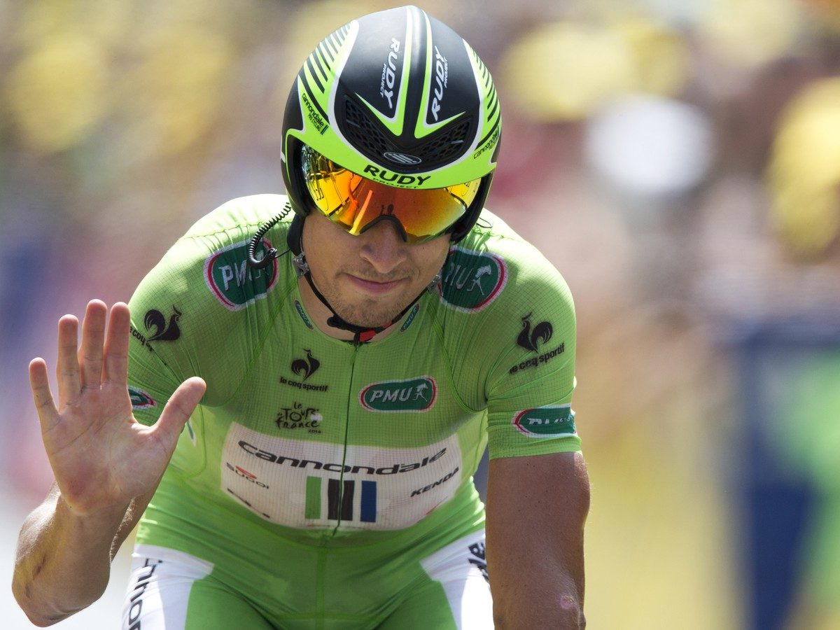 VIDEO 8. etapu Vuelty ovládol Bouhanni, skvelý Sagan finišoval tretí!