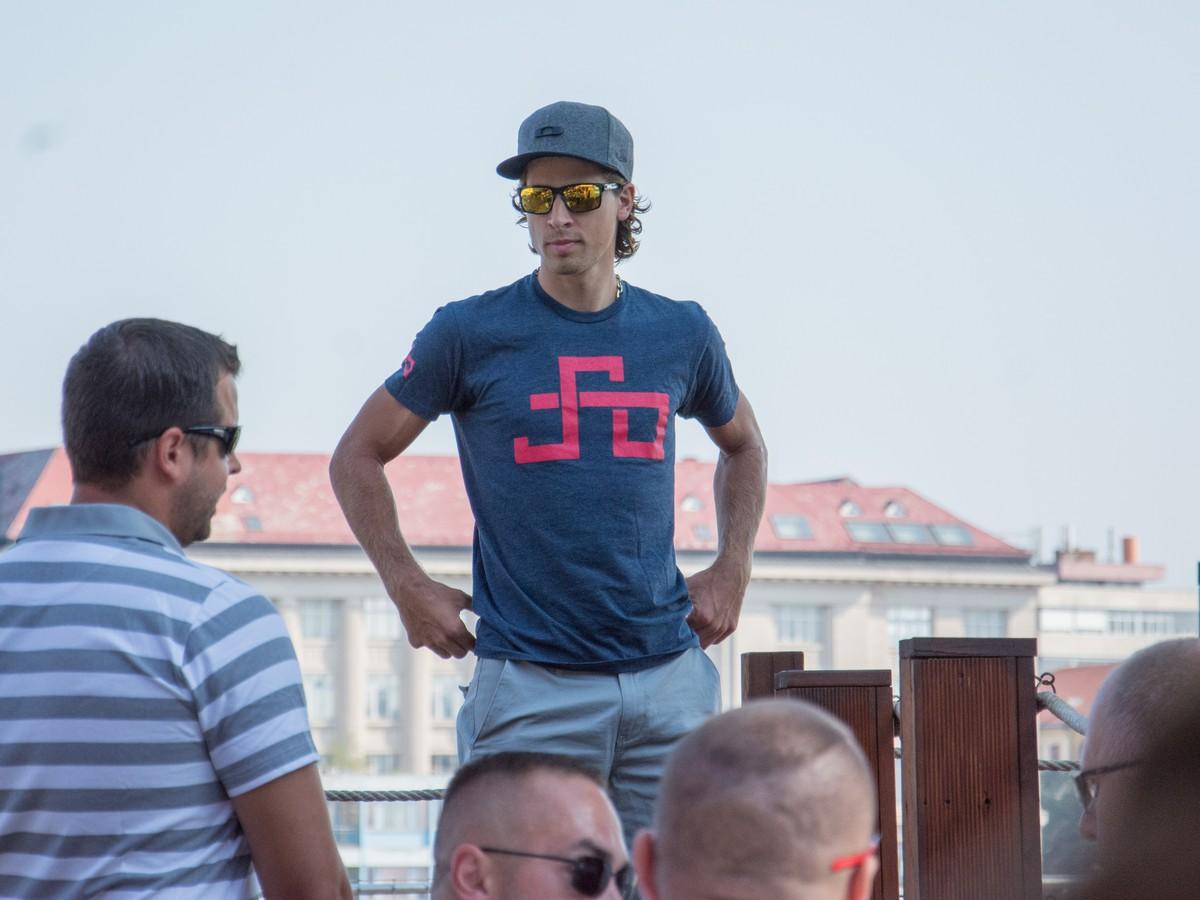 97b2e8c0b66f5 Peter Sagan Peter Sagan. BRATISLAVA - Slovenský jazdec Peter Sagan figuruje  v nominácii tímu Tinkoff-Saxo pre nedeľňajšiu časovku družstiev ...