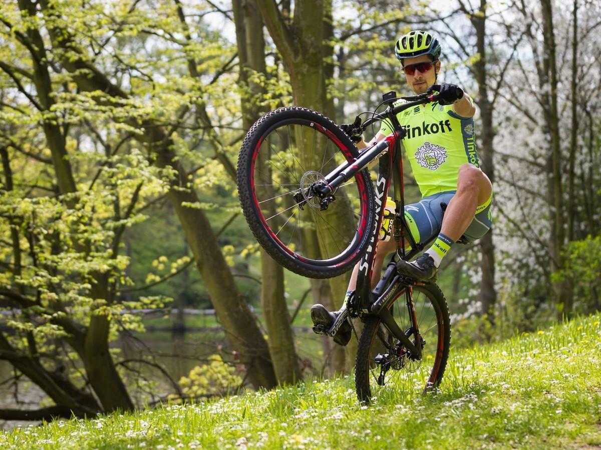 Skvelý Sagan zložil reparát: Pôjde na horskom bicykli aj na olympiáde?