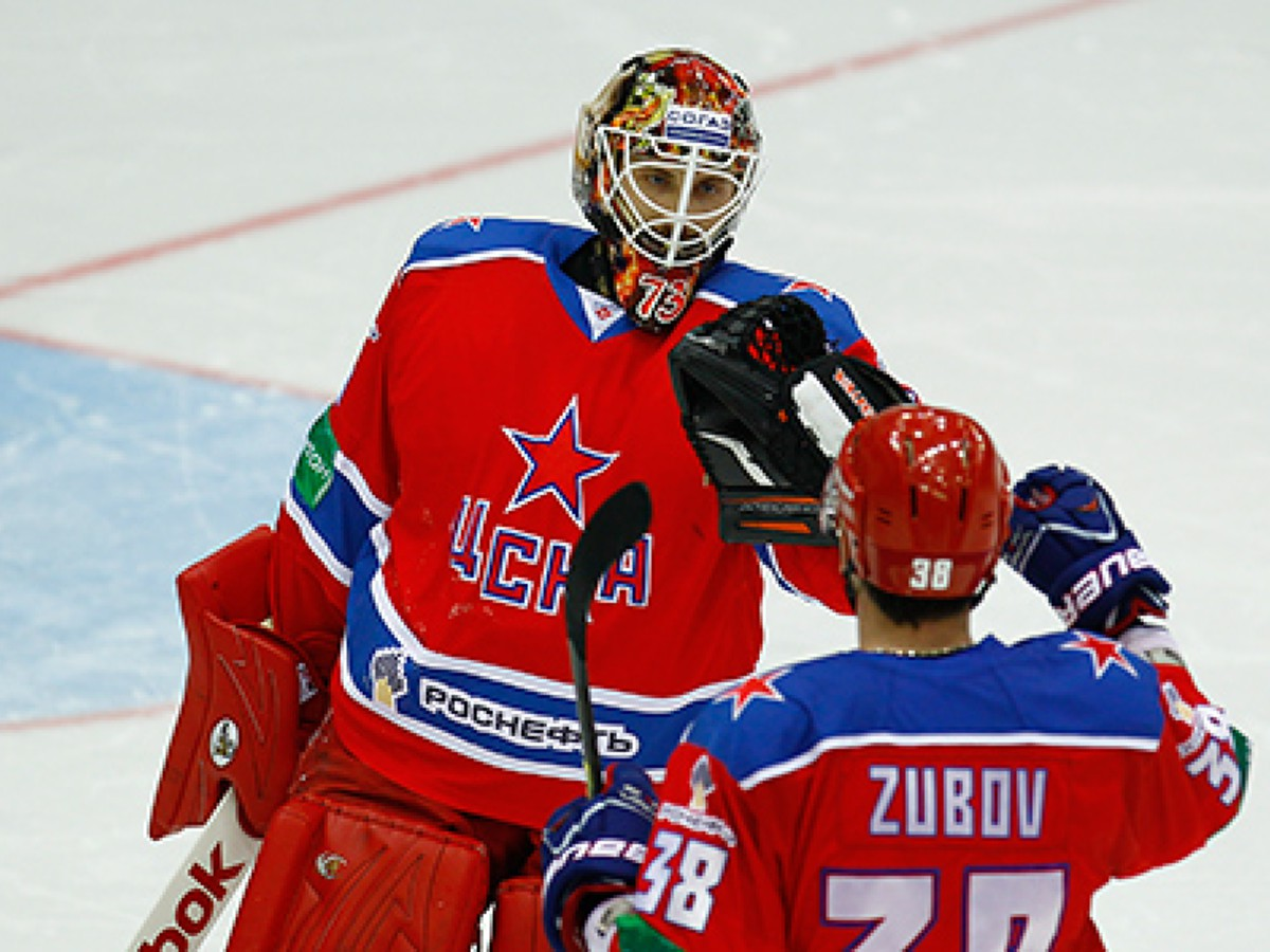 4a4aa0dc08868 Staňa vychytal triumf CSKA, Kudroč skóroval, asistencie Hossu a ...