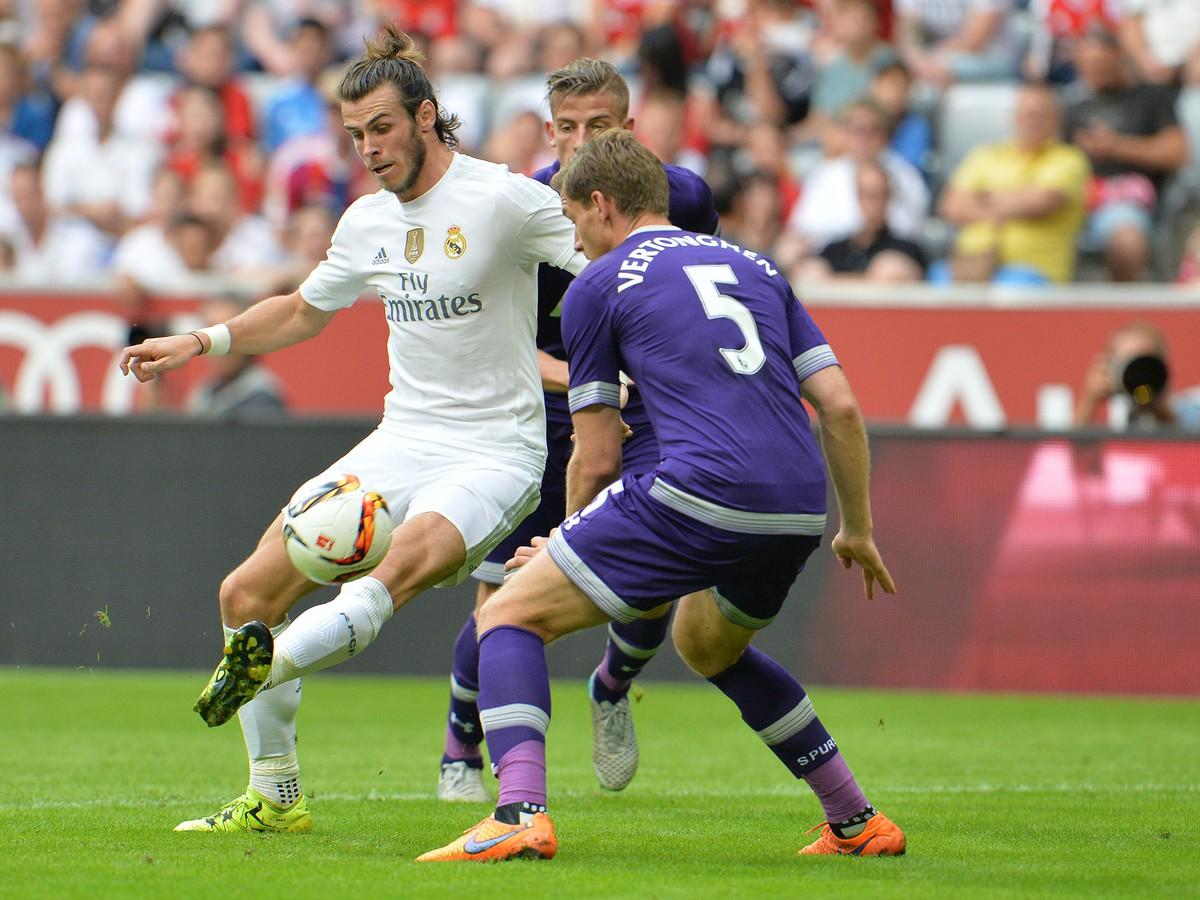 VIDEO Nádherný gól Balea proti bývalému zamestnávateľovi: Real do finále Audi Cupu