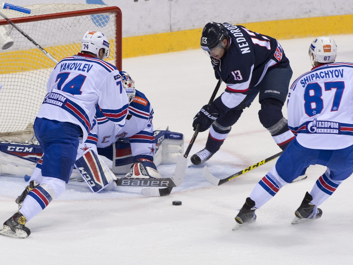 VIDEO Slovan v Petrohrade s vysokou prehrou  Katastrofálna druhá ... d40eb3aeefb