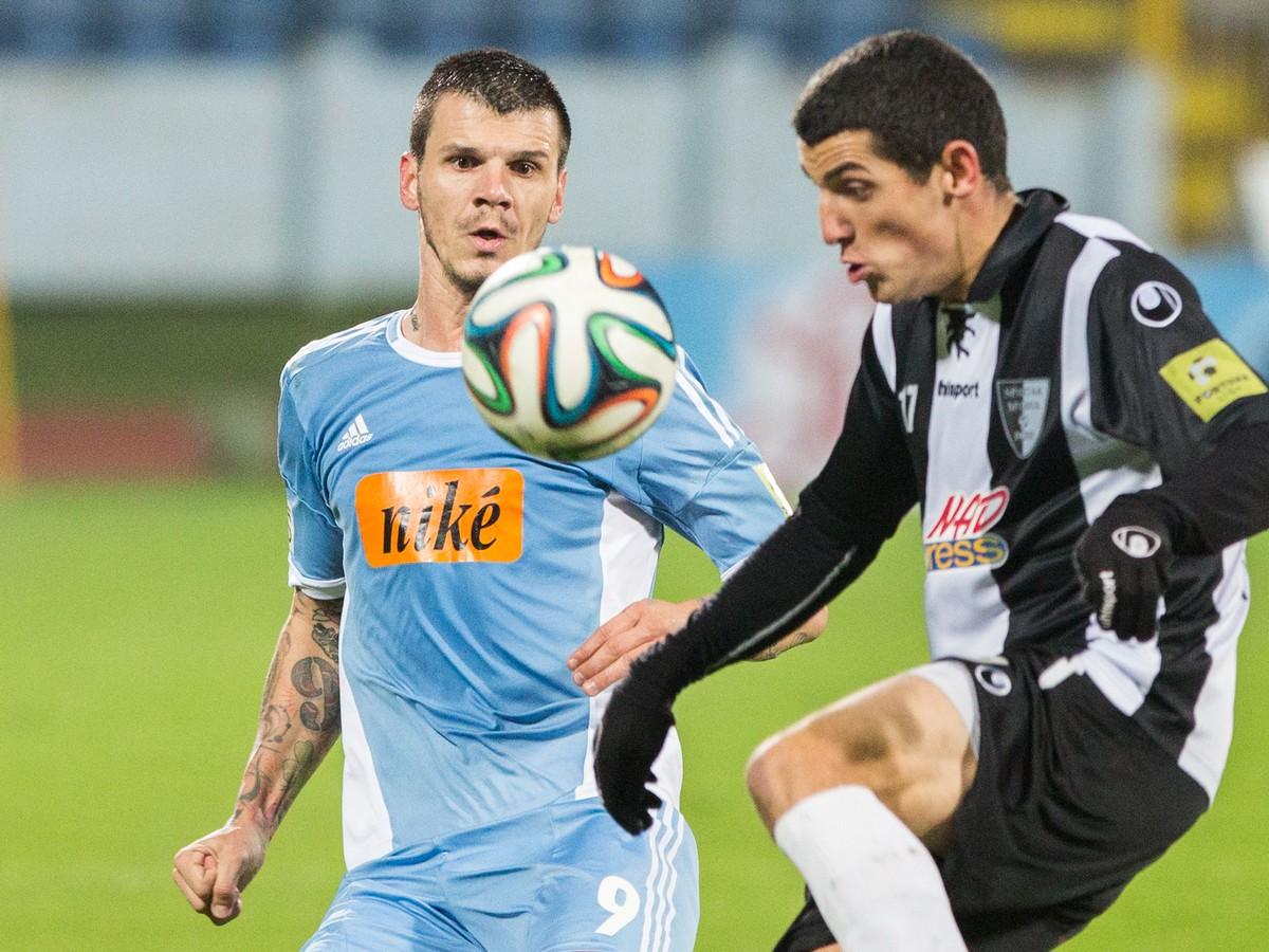 VIDEO Bezmocnosť futbalového Slovana pokračuje: V generálke na Európsku ligu neprekonal defenzívu My