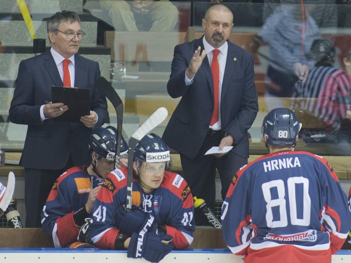 Presne takýto program Slovensko nechcelo: Hrozí našim hokejistom zostup do béčka?