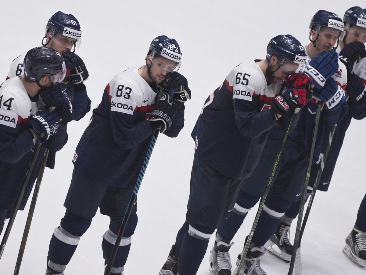 deb6611a61563 FOTO IIHF si vystrelila zo slovenských hokejistov: Tento odkaz sa im ...