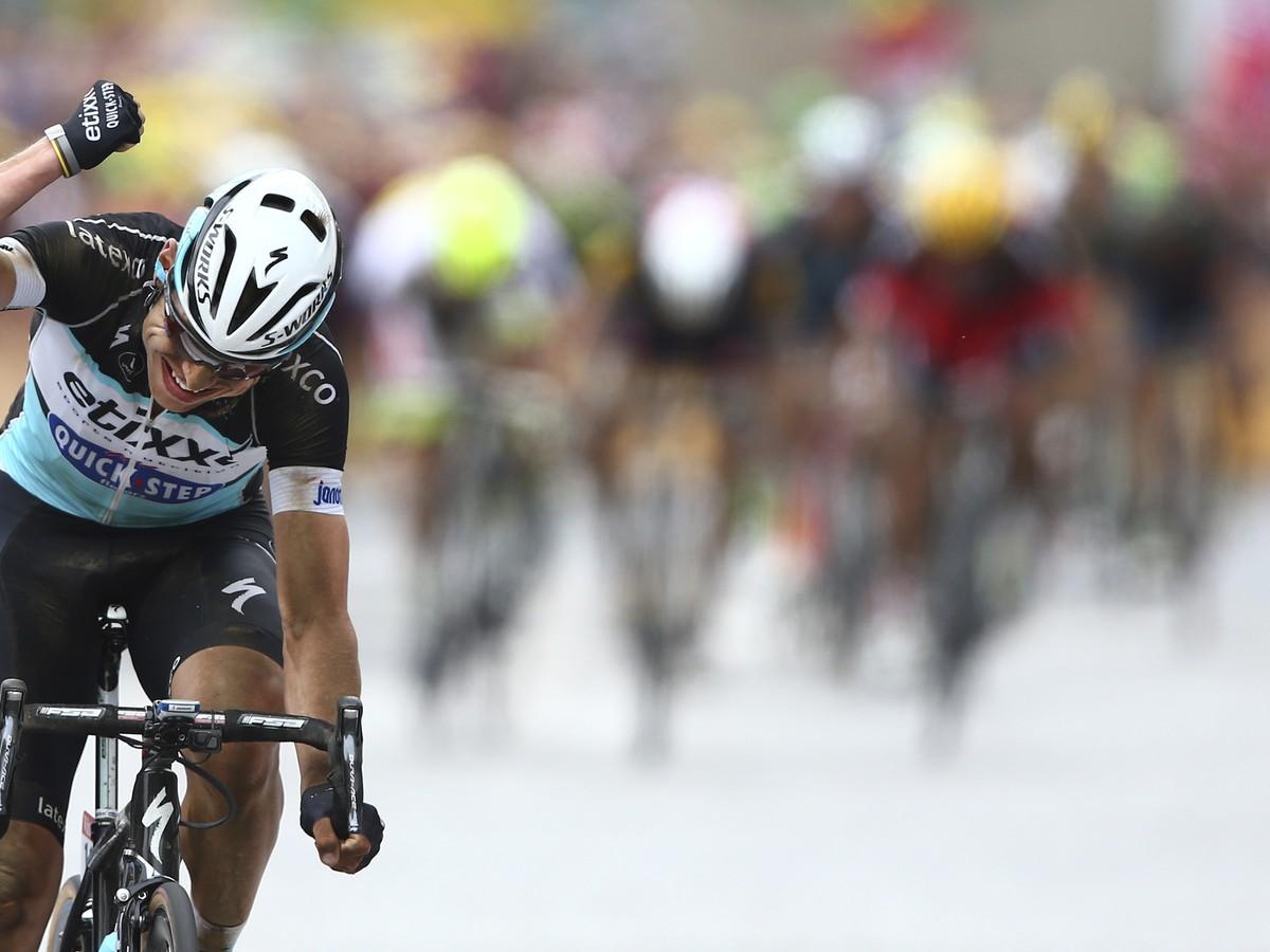 VIDEO Fantastický výkon Tourminatora: Sagan v najdlhšej etape skončil tretí!