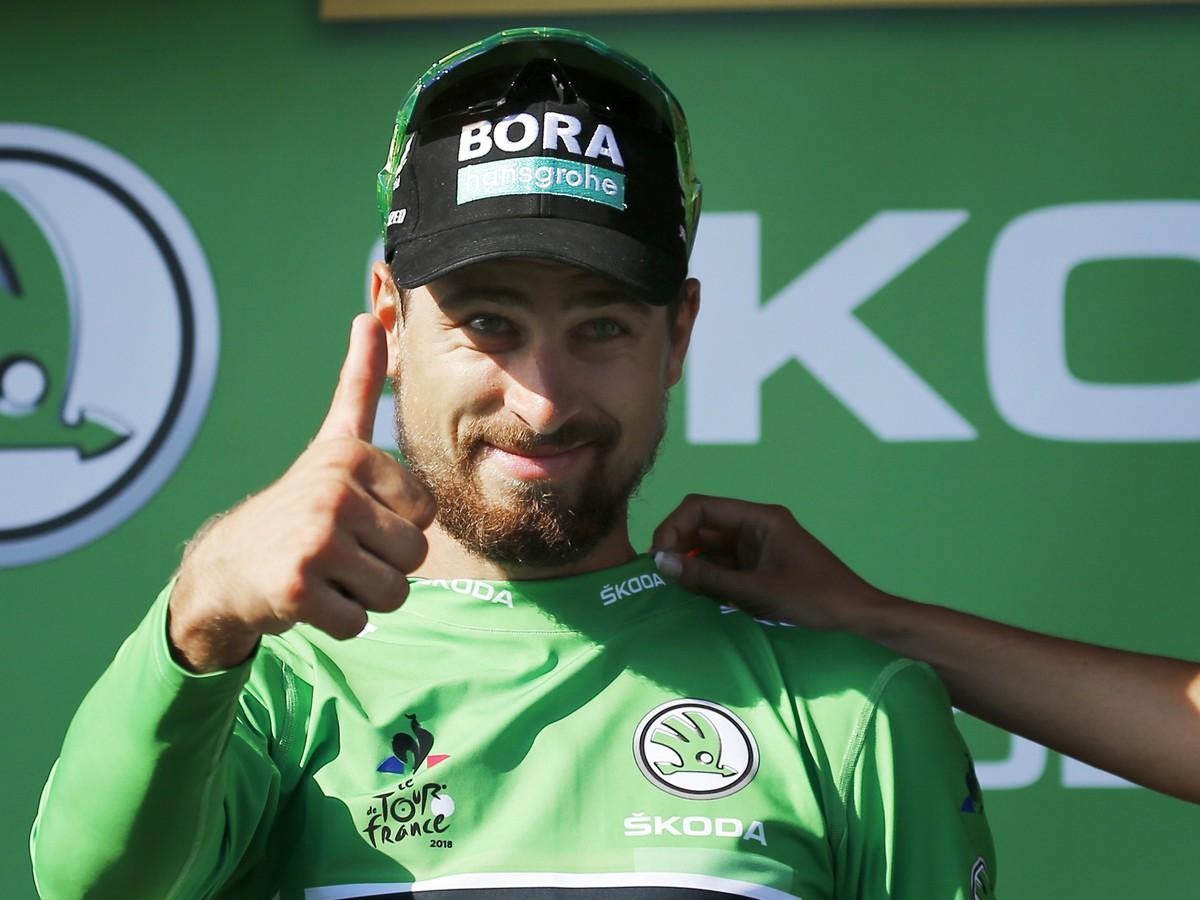 571db901f Fenomén Sagan už to má vo vrecku: O zelený dres ho môže obrať iba jediný  scenár!