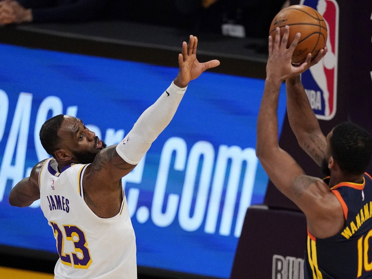 VIDEO LA Lakers prevalcovali v šlágri Golden State, Miami si poradilo s Atlantou