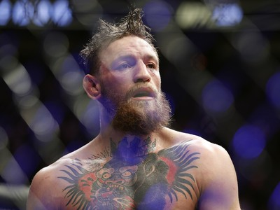 Conor McGregor po prehre