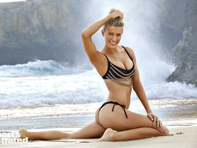 Eugenie Bouchardová opäť fanúšikov podráždila sexi zábermi, ktoré zachytávajú jej dokonalé krivky