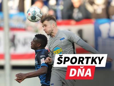ŠPORTKY DŇA! Slovenský futbalový