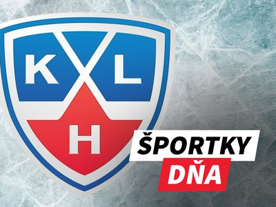 ŠPORTKY DŇA! KHL má