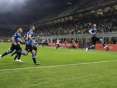 Inter zdolal svojho najväčšieho konkurenta