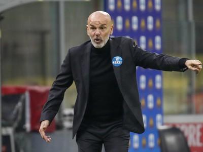 Tréner AC Miláno Stefano