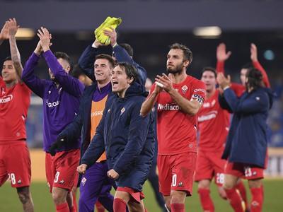 Futbalisti ACF Fiorentina