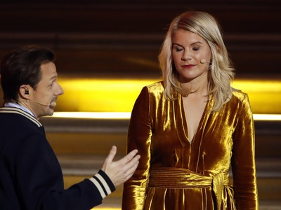 Ada Hegerbergová sa stal prvou ženskou víťazkou Zlatej lopty