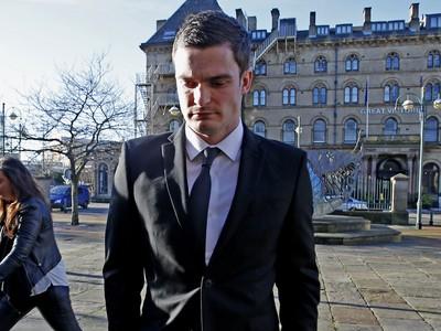 Adam Johnson pred súdom