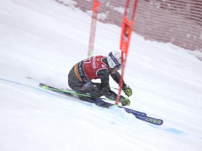 Slovenský lyžiar Adam Žampa
