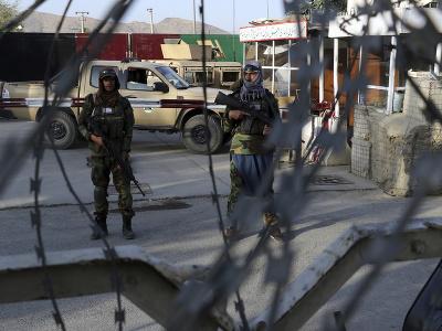 V Afganistane panuje napätá