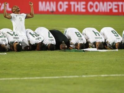Futbalisti Alžírska sa stali víťazmi 32. Afrického pohára národov